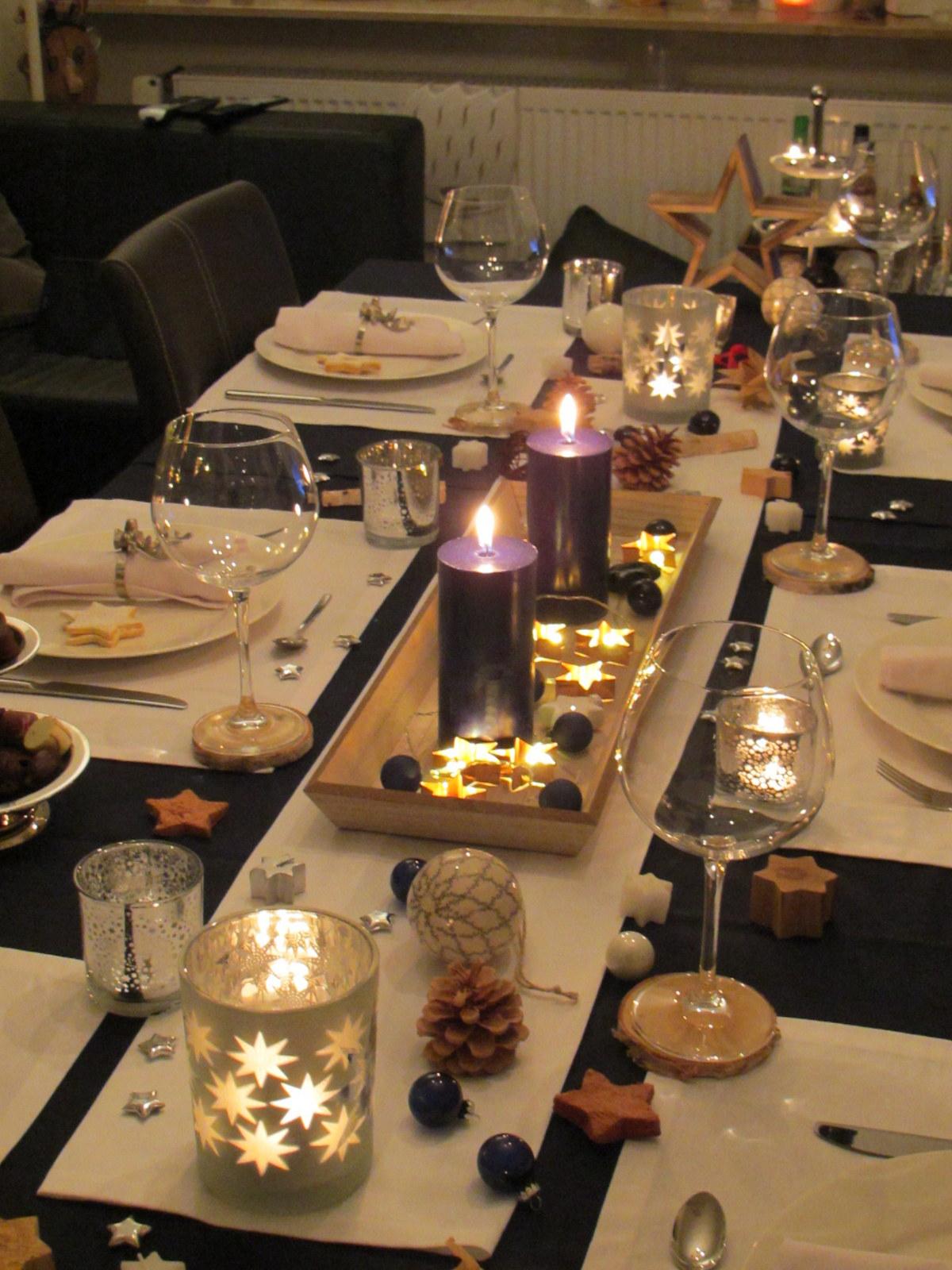 Tischdekoration 2015 Sonne Mond Und Sterne Anatol Zund